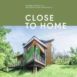 CLOSE TO HOME de Gregory Luhan