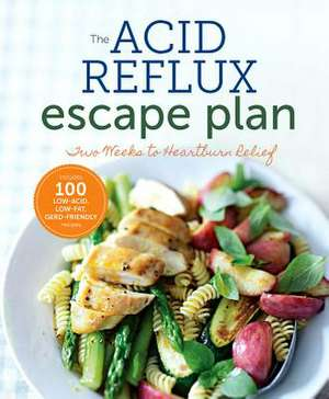 The Acid Reflux Escape Plan