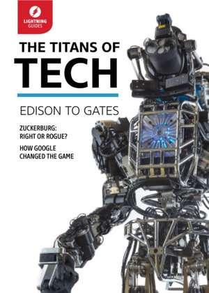 The Titans of Tech