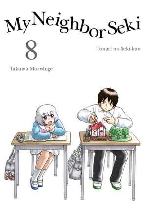My Neighbor Seki Volume 8