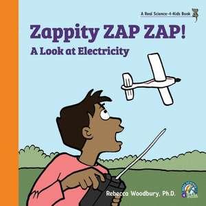 Zappity ZAP ZAP! A Look at Electricity de Rebecca Woodbury Ph. D.