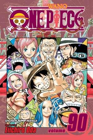 One Piece, Vol. 90 de Eiichiro Oda