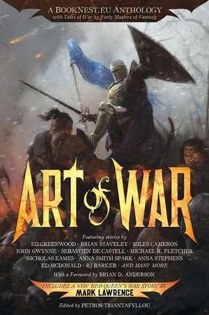 Art of War de Triantafyllou, Petros