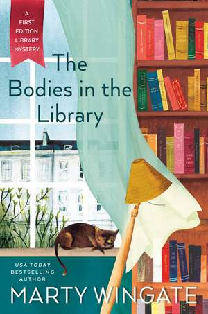 The Bodies In The Library de Marty Wingate