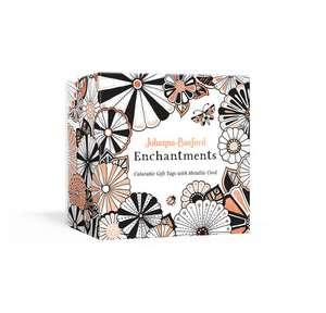 Basford, J: Johanna Basford Enchantments de Johanna Basford