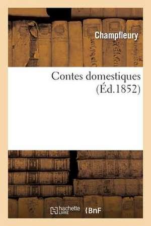 Contes Domestiques
