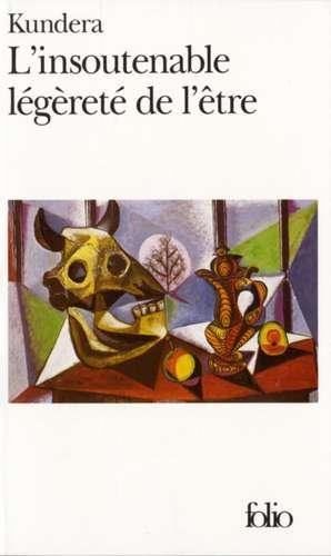 L'Insoutenable Legerete de L'Etre:  Precede de Melmoth Reconcilie de Milan Kundera