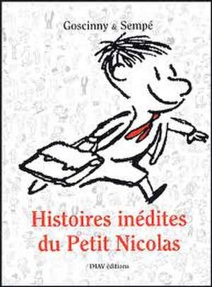 Histoires inédites du petit Nicolas de Jean-Jacques Sempe