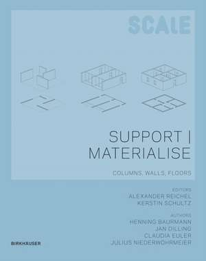 Scale: Support I Materialise imagine