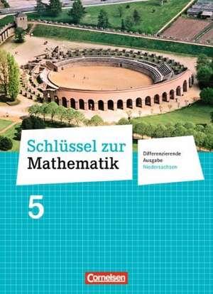 Schluessel zur Mathematik 5. Schuljahr. Schuelerbuch Oberschule Niedersachsen