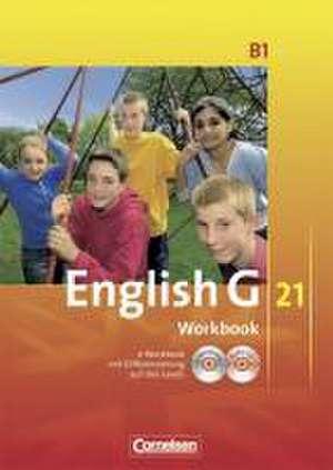English G 21. Ausgabe B 1. Workbook mit CD-ROM (e-Workbook) und Audio-CD