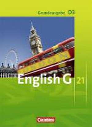 English G 21. Grundausgabe D 3. Schuelerbuch