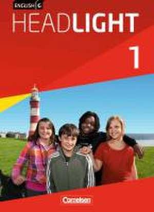 English G Headlight 01: 5. Schuljahr. Schülerbuch de Susan Abbey
