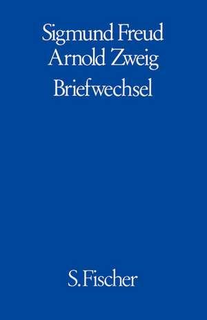 Briefwechsel Freud / Zweig