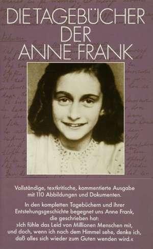 Die Tagebuecher der Anne Frank