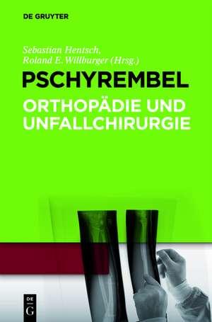 Pschyrembel Orthopaedie und Unfallchirurgie