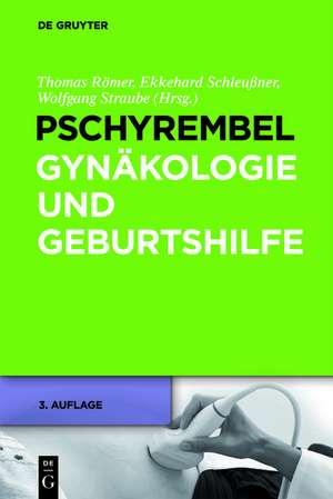 Pschyrembel Gynaekologie und Geburtshilfe 3. Auflage