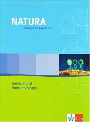 Natura. Biologie fuer Gymnasien. Ausgabe fuer die Oberstufe. 11.-13. Schuljahr