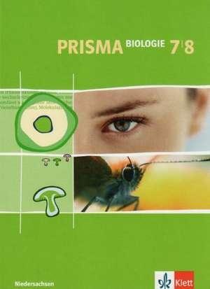 PRISMA. Biologie 7/8. Niedersachsen