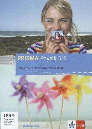 Prisma Physik. Ausgabe für Niedersachsen - Differenzierende Ausgabe. Schülerbuch mit Schüler-CD-ROM 5./6. Schuljahr
