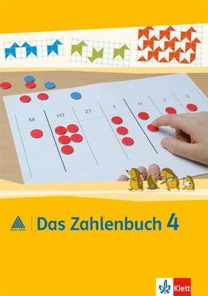 Das Zahlenbuch. 4.Schuljahr. Schuelerbuch. Neubearbeitung