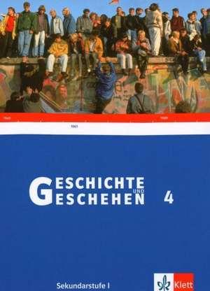 Geschichte und Geschehen C 4. Schuelerband. Rheinland-Pfalz, Saarland