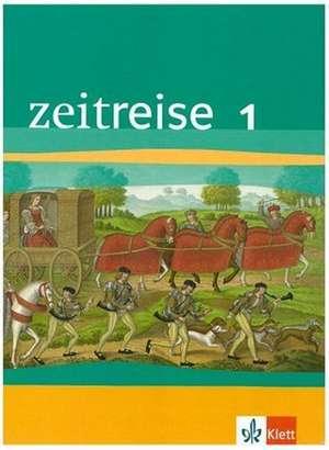 Zeitreise 1. Schuelerbuch. Baden-Wuerttemberg, Saarland