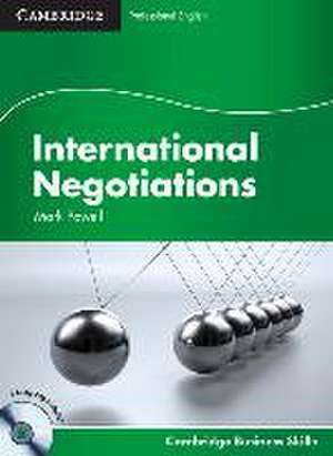 International Negotiations. Student's Book with 2 Audio-CDs
