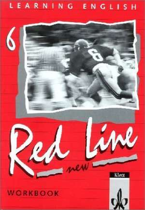 Red Line New 6. Workbook
