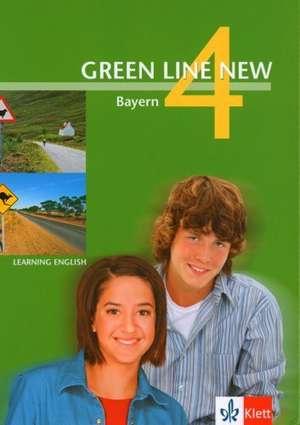 Green Line New 4. Schuelerbuch. Bayern