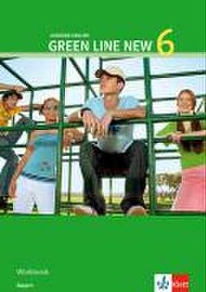 Green Line New 6. Workbook. Bayern