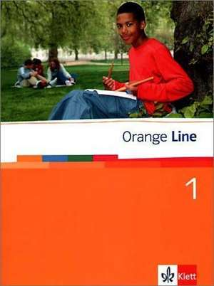 Orange Line 1. Schuelerbuch