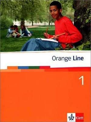 Orange Line 1. Schuelerbuch