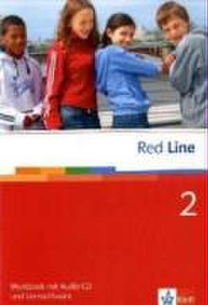 Red Line 2. Workbook mit Audio-CD und Lernsoftware
