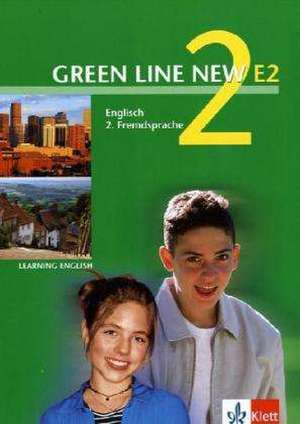 Green Line New E2 2. Schuelerbuch