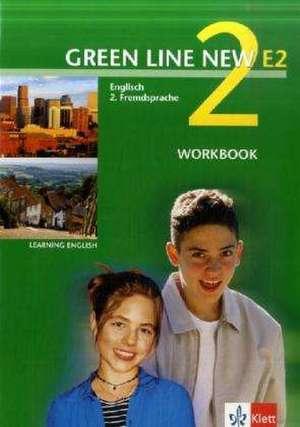 Green Line New E2 2. Workbook