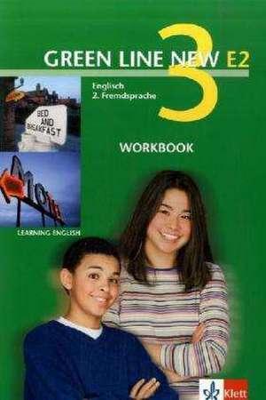 Green Line New E2 3. Workbook