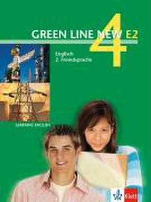 Green Line New E2 4. Schuelerbuch