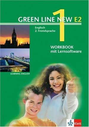 Green Line New E2 1. Workbook mit Software