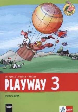 Playway ab Klasse 3. 3.Schuljahr. Pupil's Book