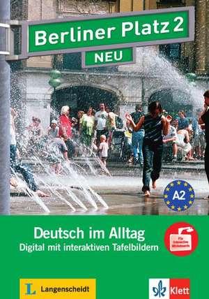 Berliner Platz 2 NEU Tafelbilder für Interactive Whiteboards - Interaktive Tafelbilder Gesamtpaket auf CD-ROM de Ralf-Peter Lösche