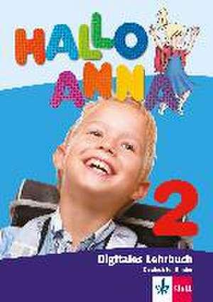 Hallo Anna. Lehrerbuch digital auf CD-ROM