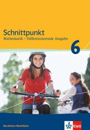 Schnittpunkt Mathematik Plus - Differenzierende Ausgabe fuer Nordrhein-Westfalen. Schuelerbuch 6. Schuljahr - Mittleres Niveau