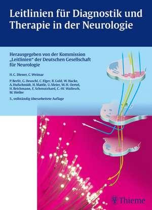 Leitlinien fuer Diagnostik und Therapie in der Neurologie