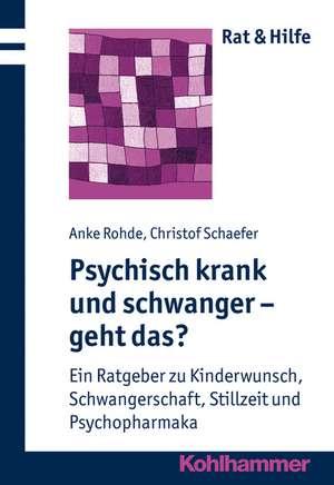 Psychisch Krank Und Schwanger - Geht Das?