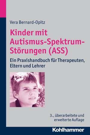 Kinder Mit Autismus-Spektrum-Storungen (Ass)