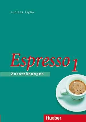 Espresso 1. Zusatzuebungen
