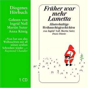 Frueher war mehr Lametta. CD