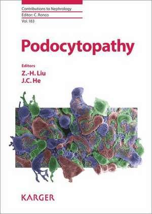 Podocytopathy