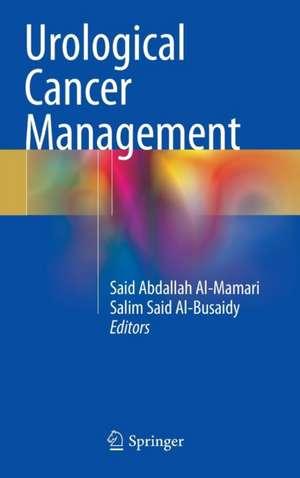 Urological Cancer Management